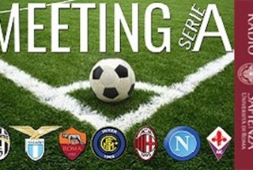 Meeting Serie A – 11 Dicembre 2015