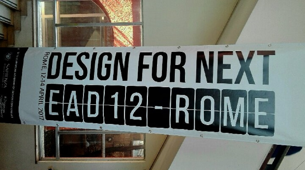 "Design for Next, il futuro arriva a ""La Sapienza"""