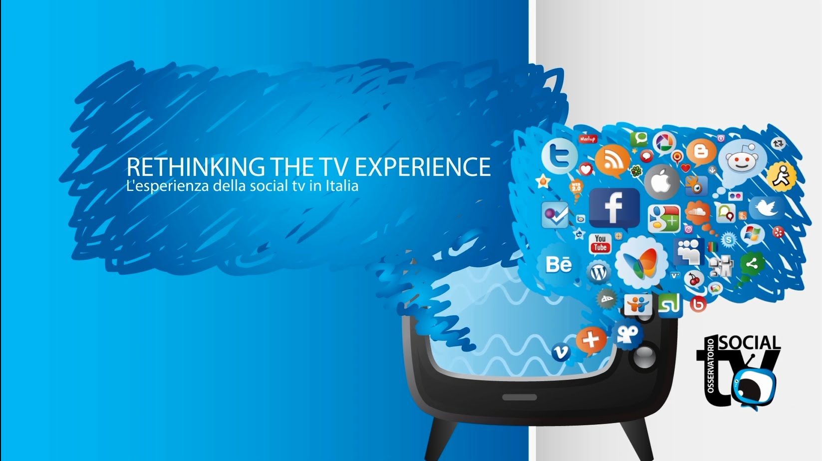 TV INTORNO: social tv, total vision, total audience.