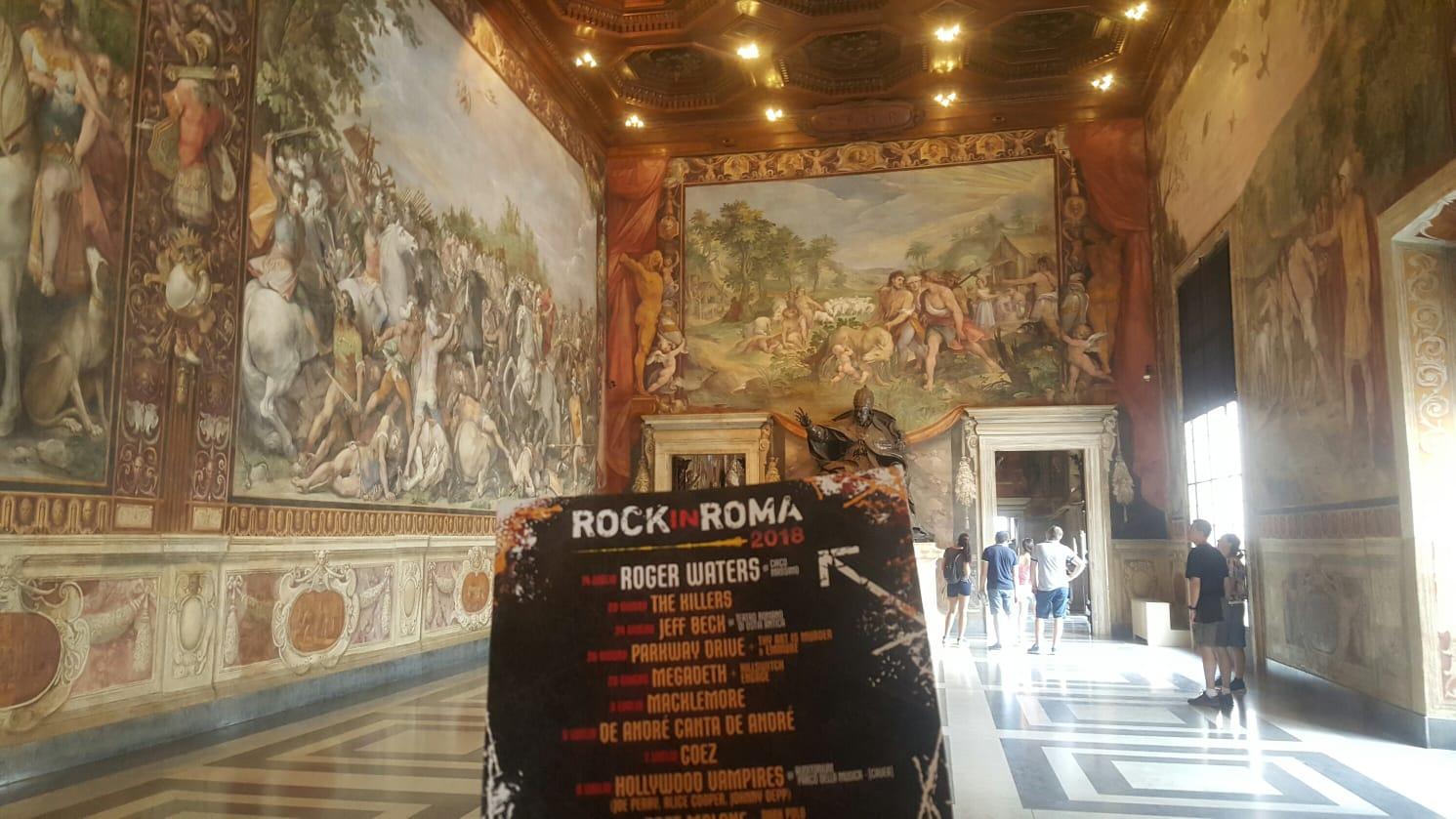 Rock in Roma 2018: la prestigiosa line up che infiamma l'estate romana