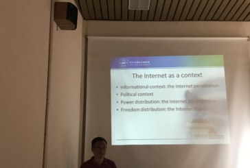 Seminario: The Internet as a context