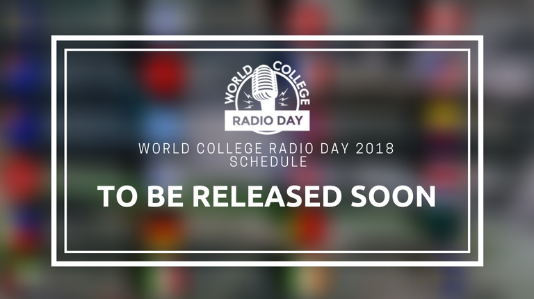 Save the Date: il 5 ottobre torna il World College Radio Day