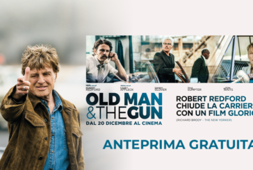 Old Man & The Gun: in anteprima al cinema per gli studenti Sapienza