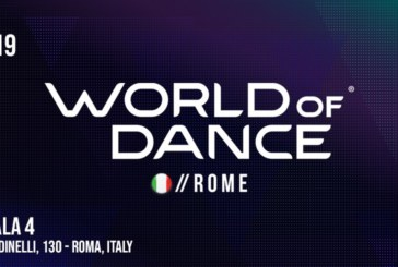 World of Dance, la competizione di street dance domenica a Roma
