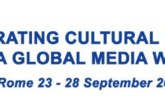 "LA SAPIENZA per il PRIX ITALIA – ""Celebrating Cultural Diversity in a Global Media World"" (ROMA, 23-28 settembre 2019)"