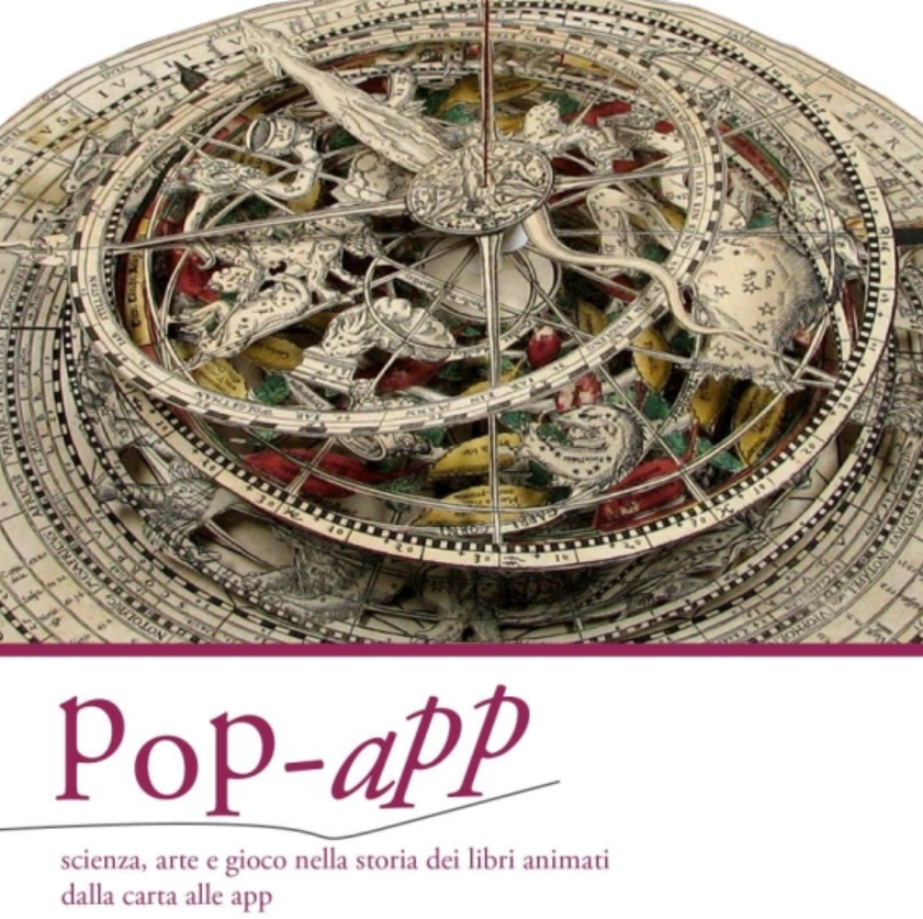 """Pop-App"", libri animati in mostra a Roma"